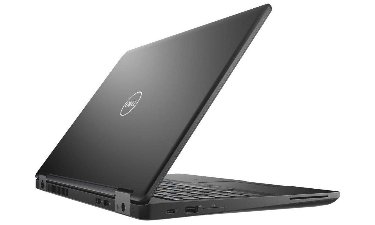 Dell Latitude 5591 Łatwe zarządzanie notebookami w firmie