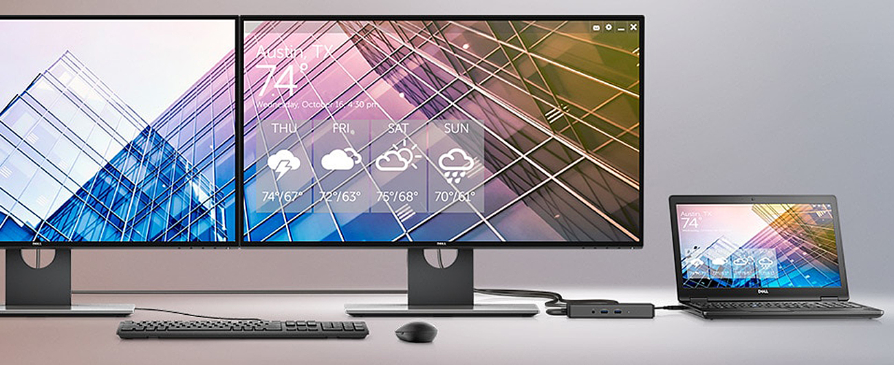 Dell Latitude 5591 Pełny zakres łączności