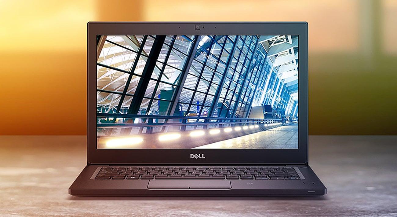 Dell Latitude 7290 Optymalna produktywność w smukłej konstrukcji