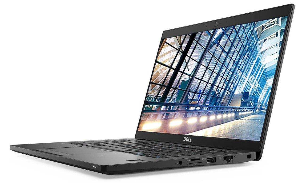 Dell Latitude 7390 Funkcje szyfrowania i uwierzytelniania