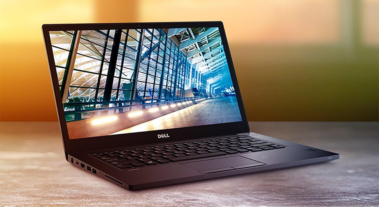 Dell Latitude 7490 Optymalna produktywność w smukłej konstrukcji