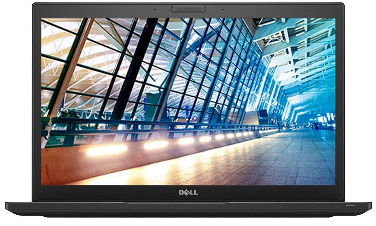 Dell Latitude 7490 Doskonały obraz Full HD