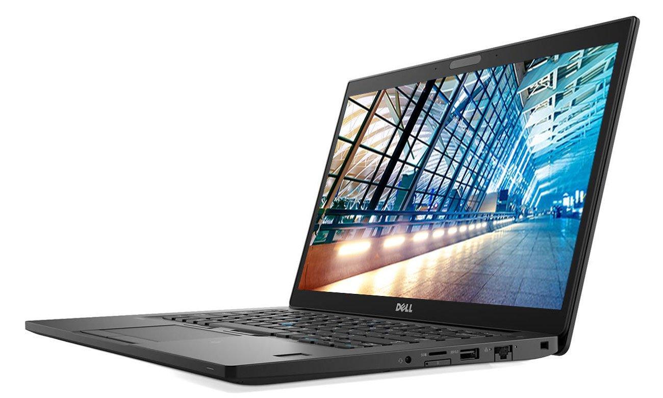 Dell Latitude 7490 Funkcje szyfrowania i uwierzytelniania