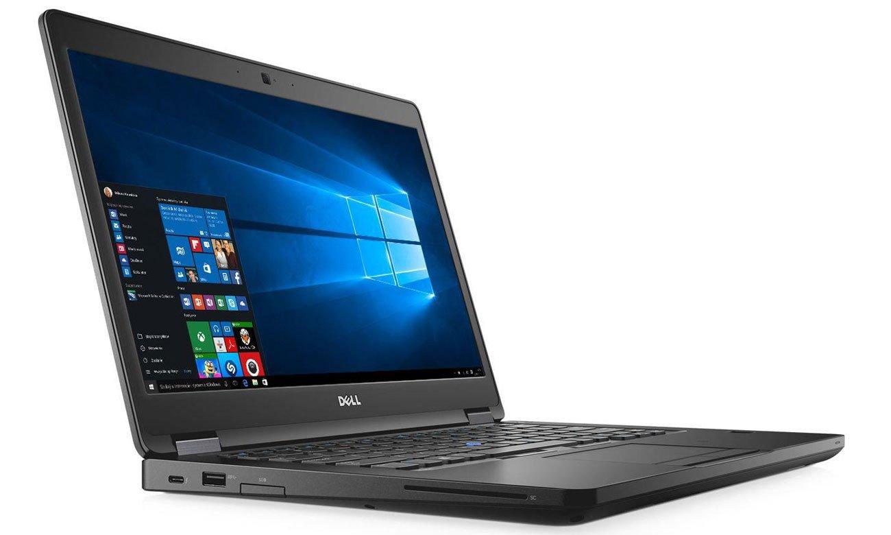 Dell Latitude 5480 Procesor Intel Core i5 siódmej generacji
