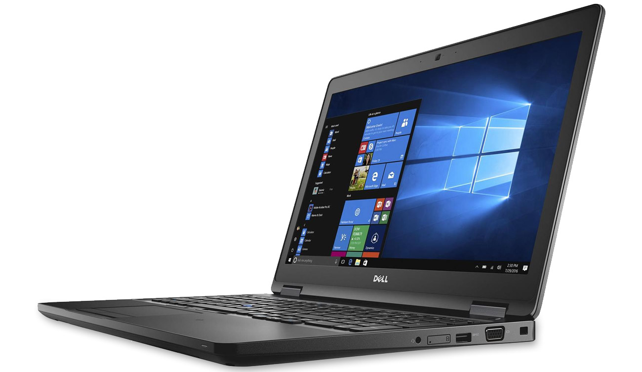 Dell Latitude E5580 Procesor Intel Core i5 siódmej generacji