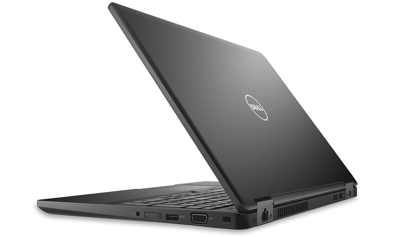 Dell Latitude E5580 wytrzymałosc