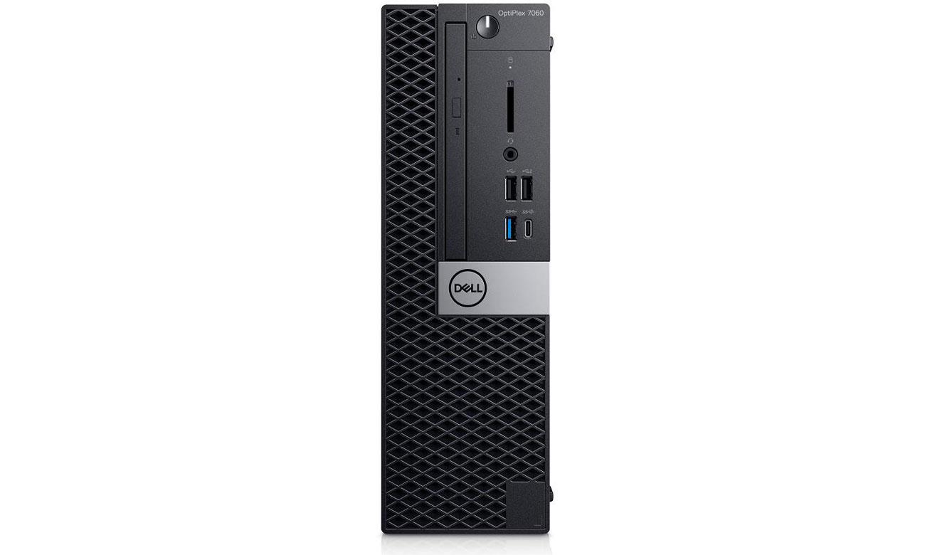 Desktop Dell OptiPlex 7060 kompaktowa konstrukcja
