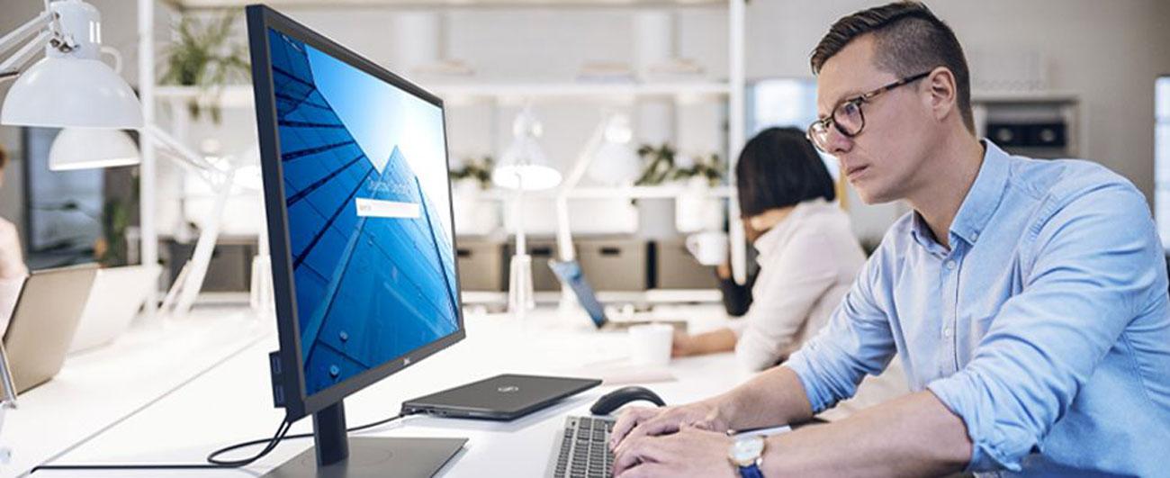Monitor do domu i do biura Dell P2421DC