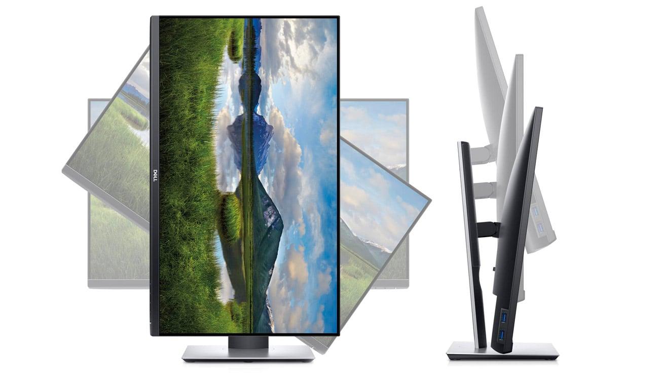 Monitor do zastosowań biznesowych Dell P2720D