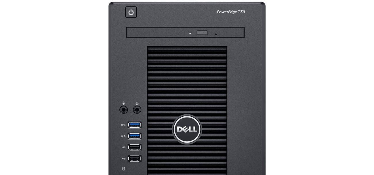 Dell PowerEdge T30 kompaktowa obudowa