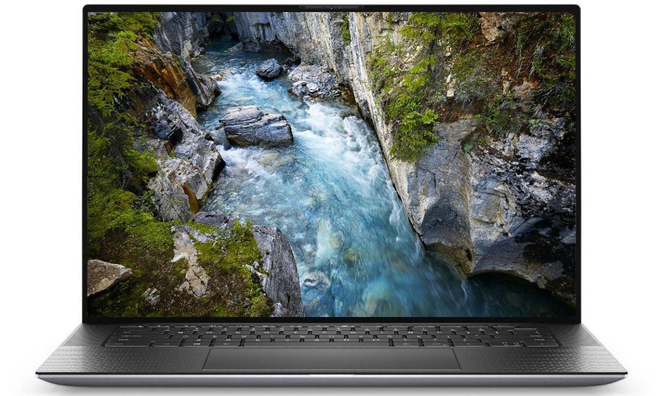 Laptop do projektowania graficznego Precision 5550