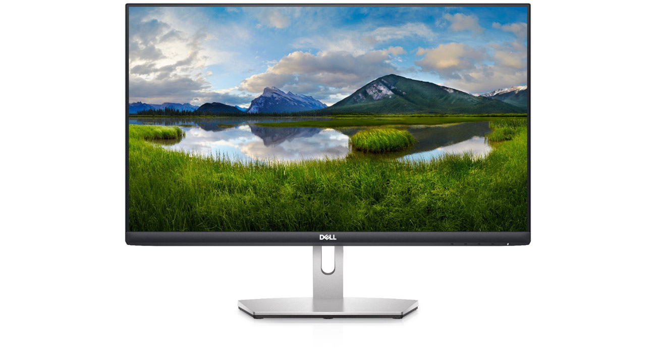 Monitor do domu i do biura Dell S2421HN