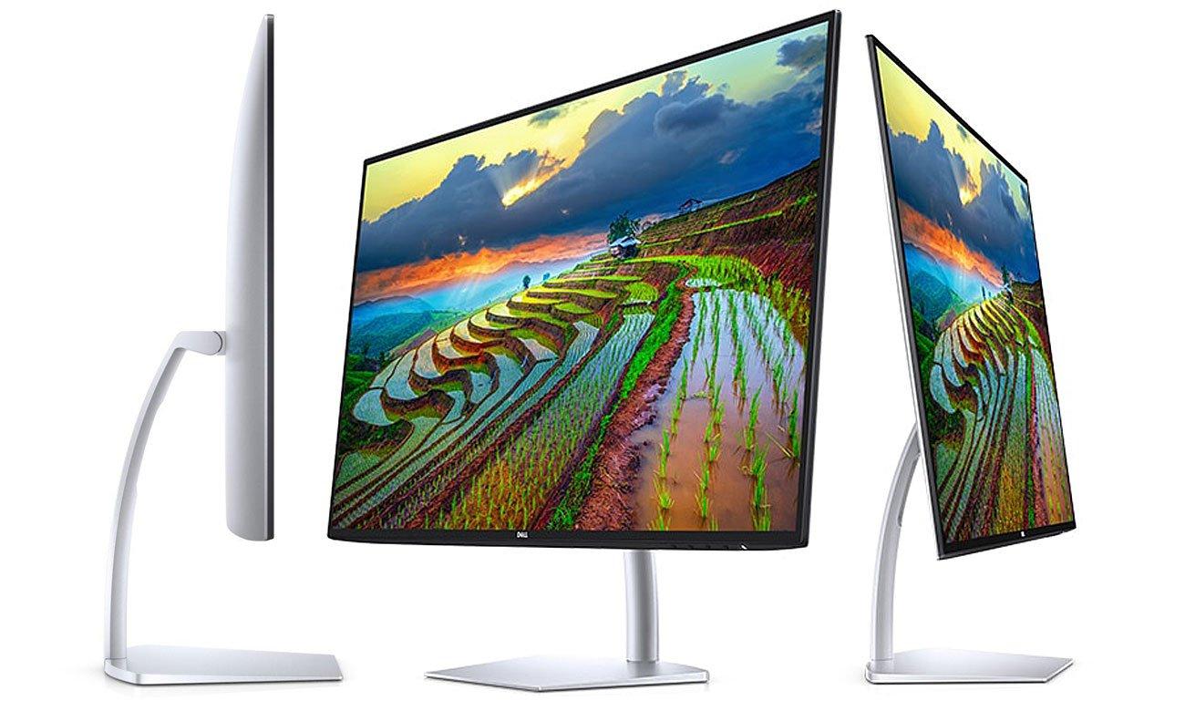 Dell S2419HM Niesamowicie smukły, Bezramkowy wyświetlacz InfinityEdge