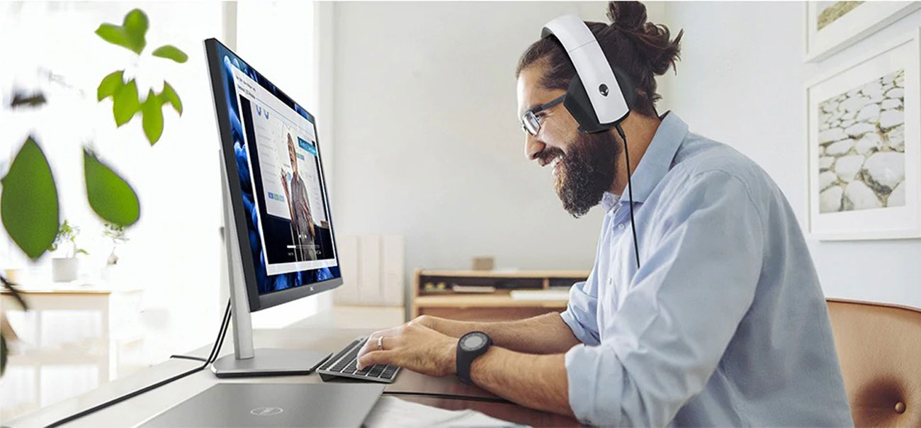Monitor do domu i do biura Dell S2721QS