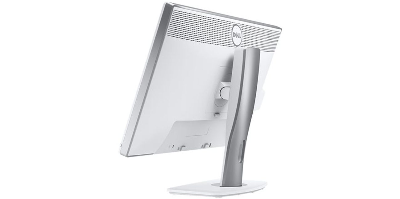Dell U2412M czarny monitor o dużych możliwościach dostosowania