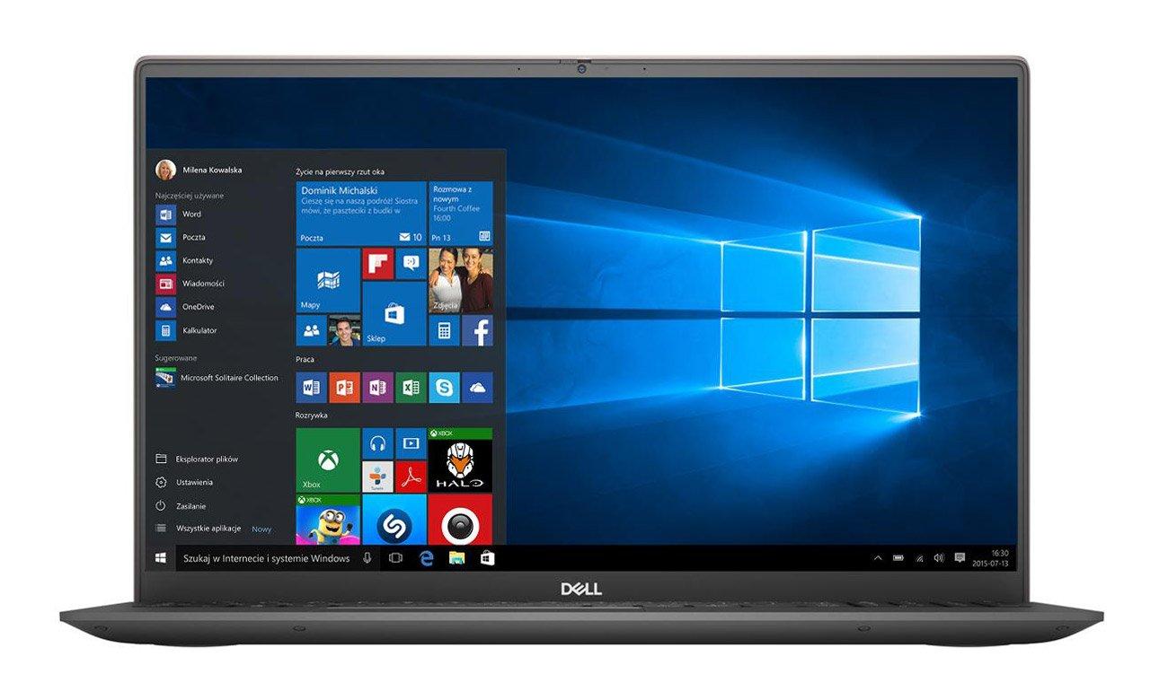Laptop biznesowy Dell Vostro 5501