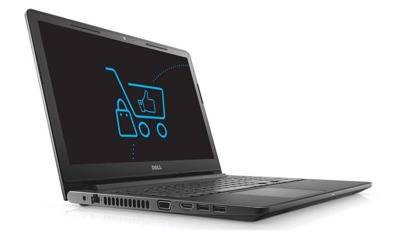 Dell Vostro 3568 układ graficzny