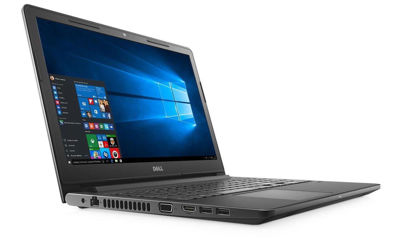 Dell Vostro 3578 Niezwykła wydajność z AMD Radeon R5