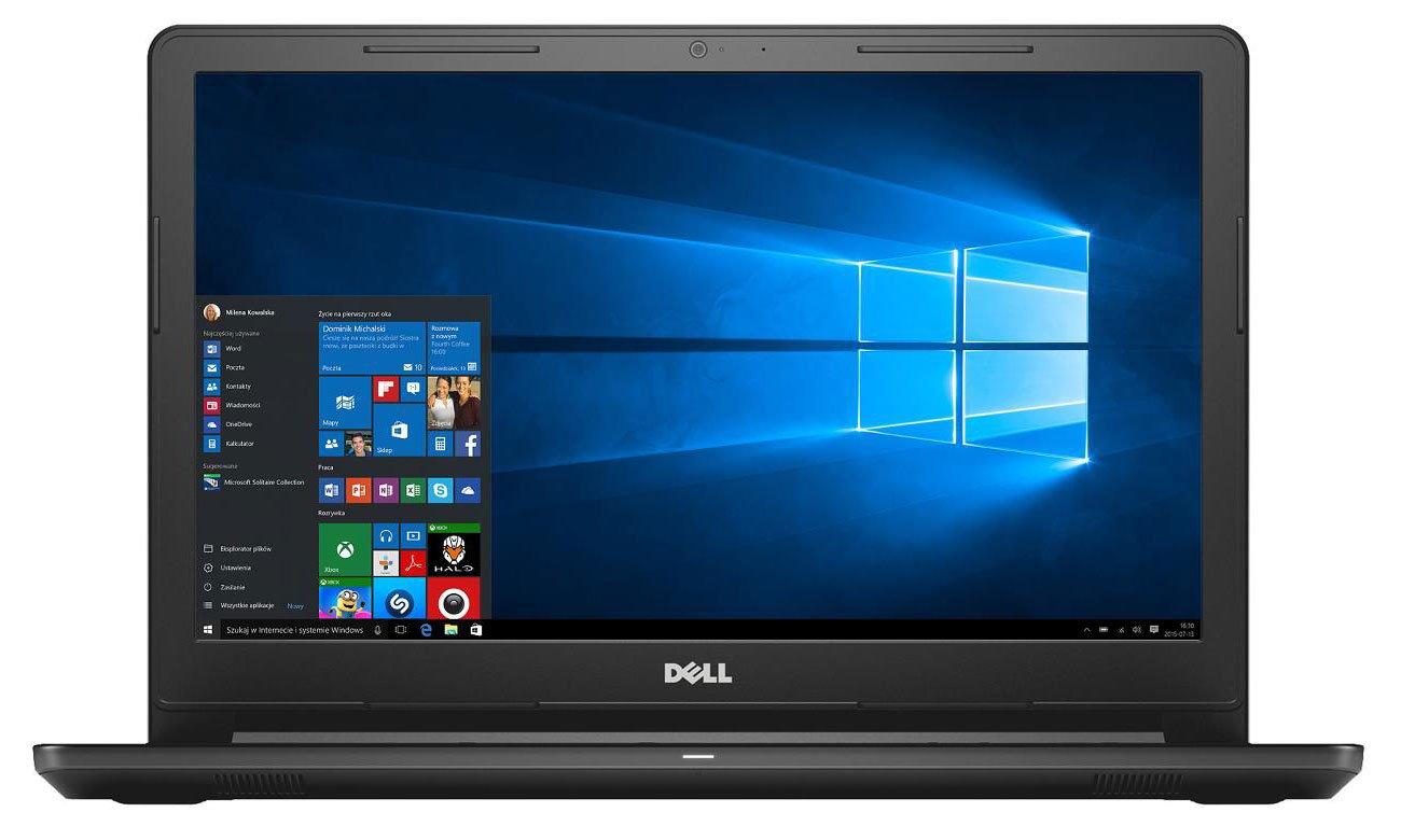 Dell Vostro 3578 Procesor Intel Core ósmej generacji