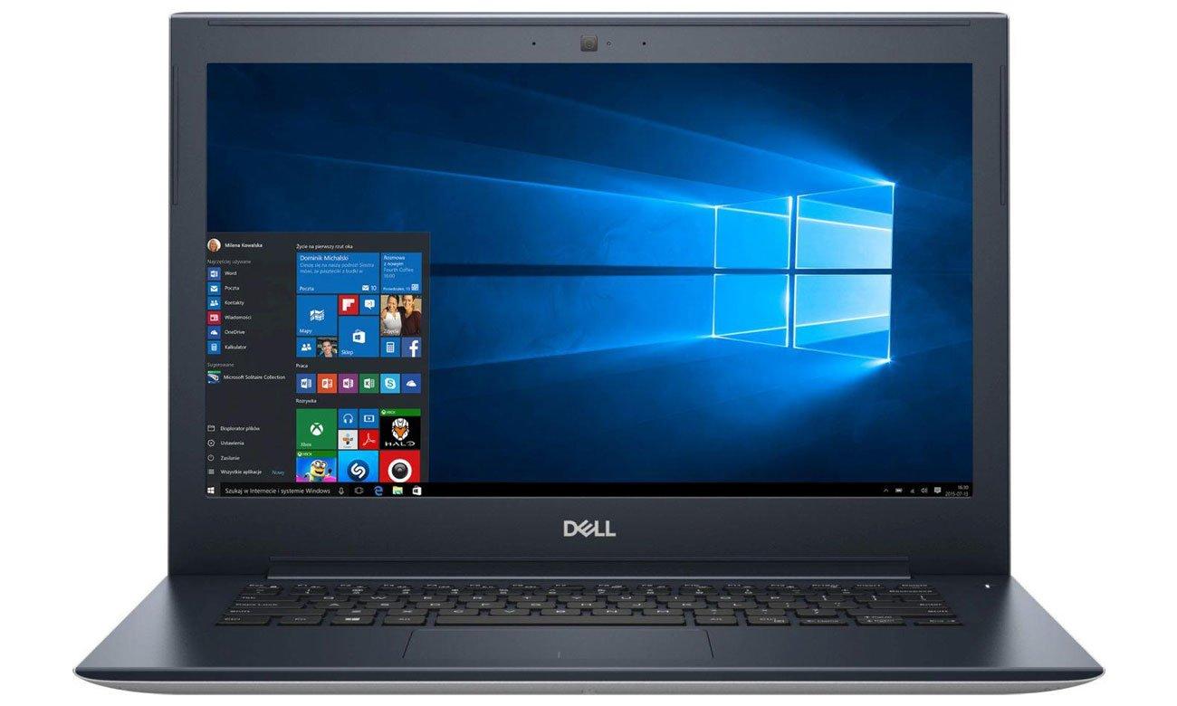 Dell Vostro 5471 Wyjątkowa ostrość obrazu, Doskonały dźwięk i jakość wideokonferencji