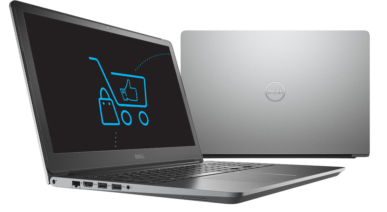 Dell Vostro 5568 karta graficzna geforce 940mx