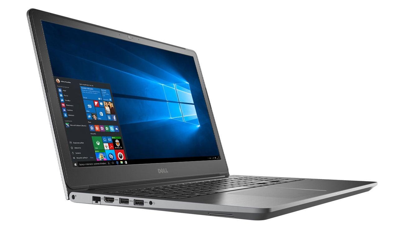 Procesor Intel Core i7 siódmej generacji w Laptop Dell Vostro 5568