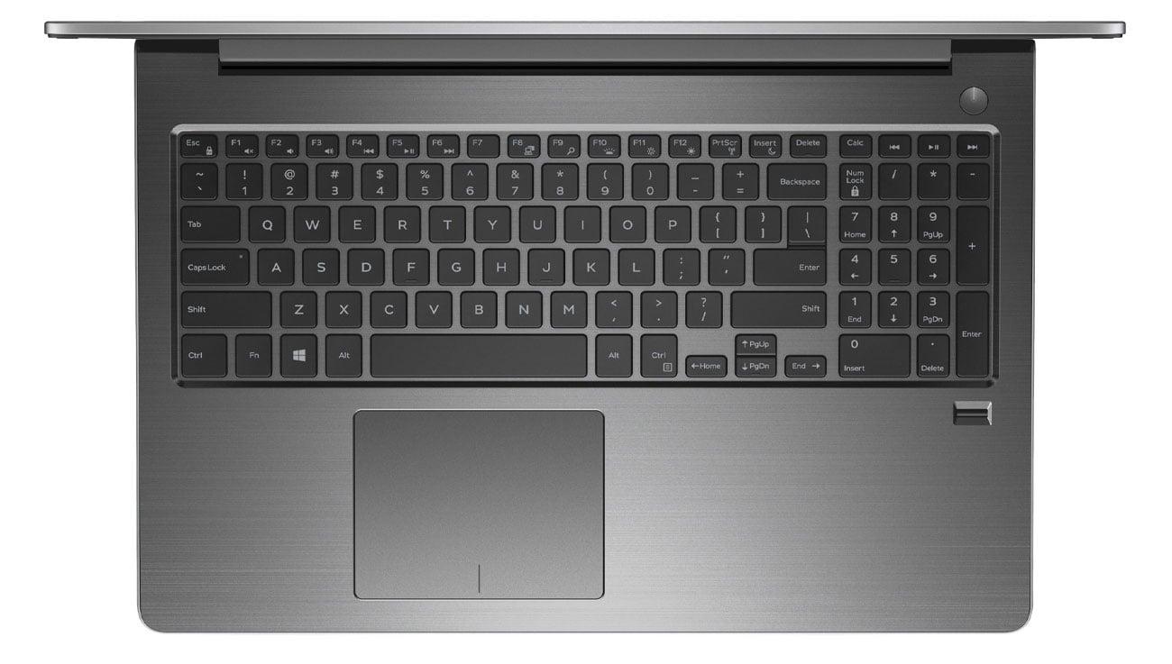 Podświetlana klawiatura Laptop Dell Vostro 5568