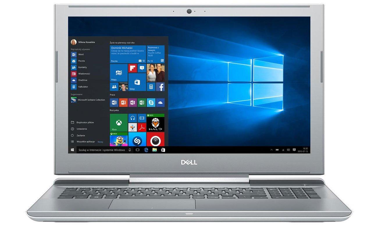 Dell Vostro 7580 Optymalna wydajność dla specjalistów
