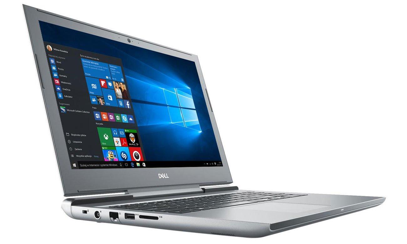 Dell Vostro 7580 Procesor Intel Core i5 ósmej generacji