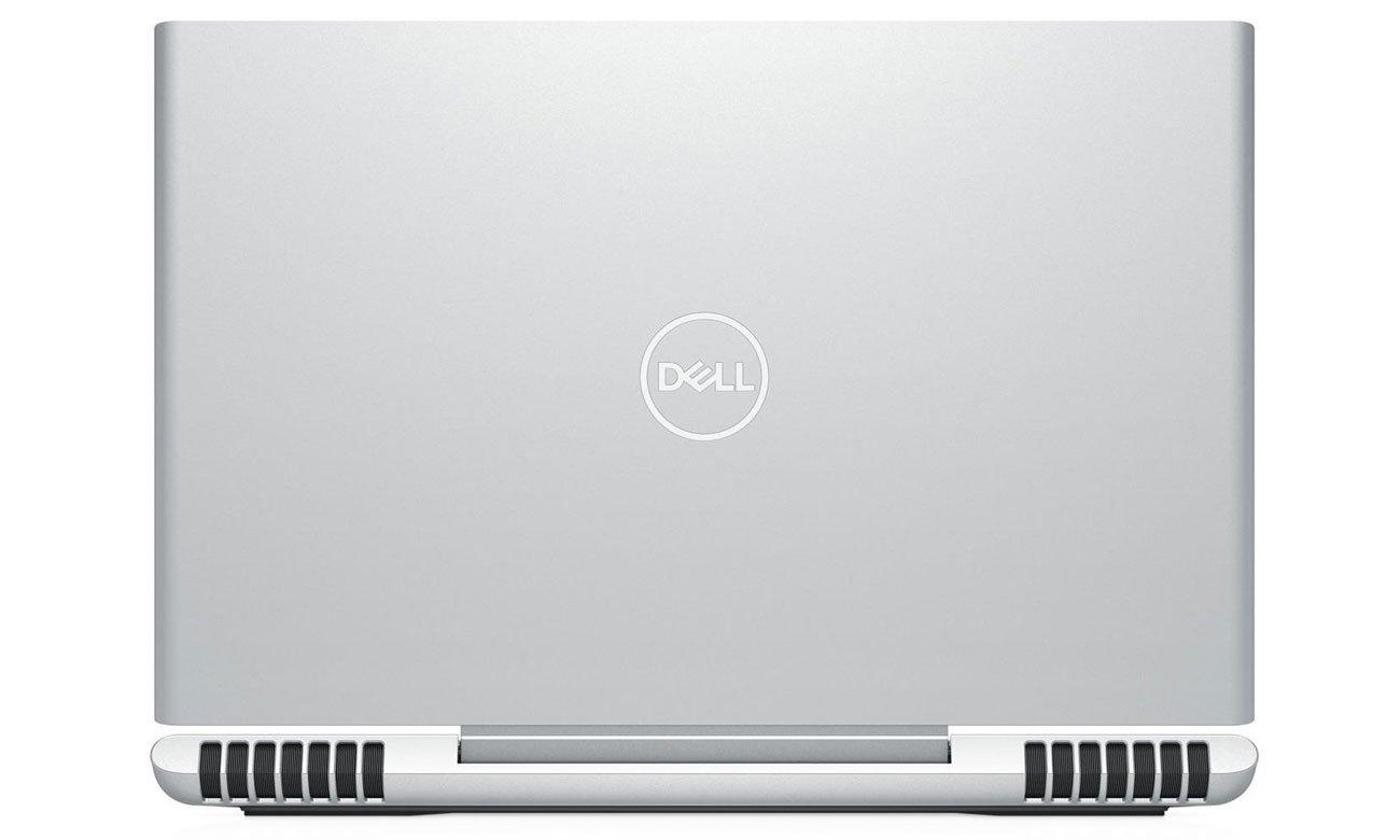 Dell Vostro 7580 Wydajne chłodzenie, Duże otwory wentylacyjne i podwójne wentylatory