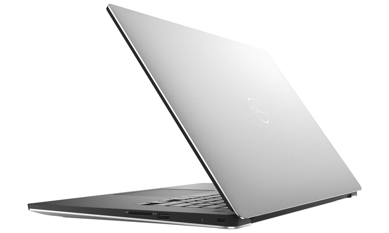 Dell XPS 15 9570 Doskonałe osiągi z GeForce GTX 1050 Ti Max-Q