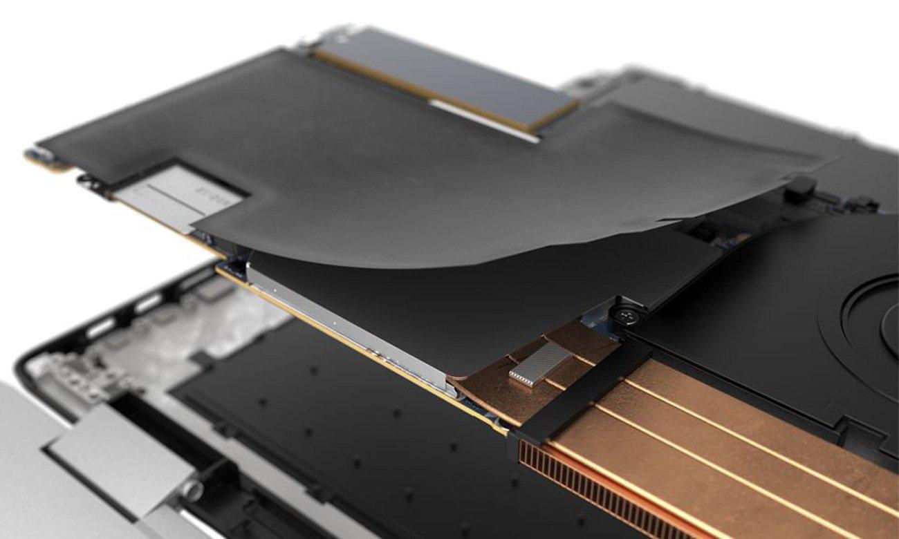 Dell XPS 9575 Zaskakująca moc i szybkość
