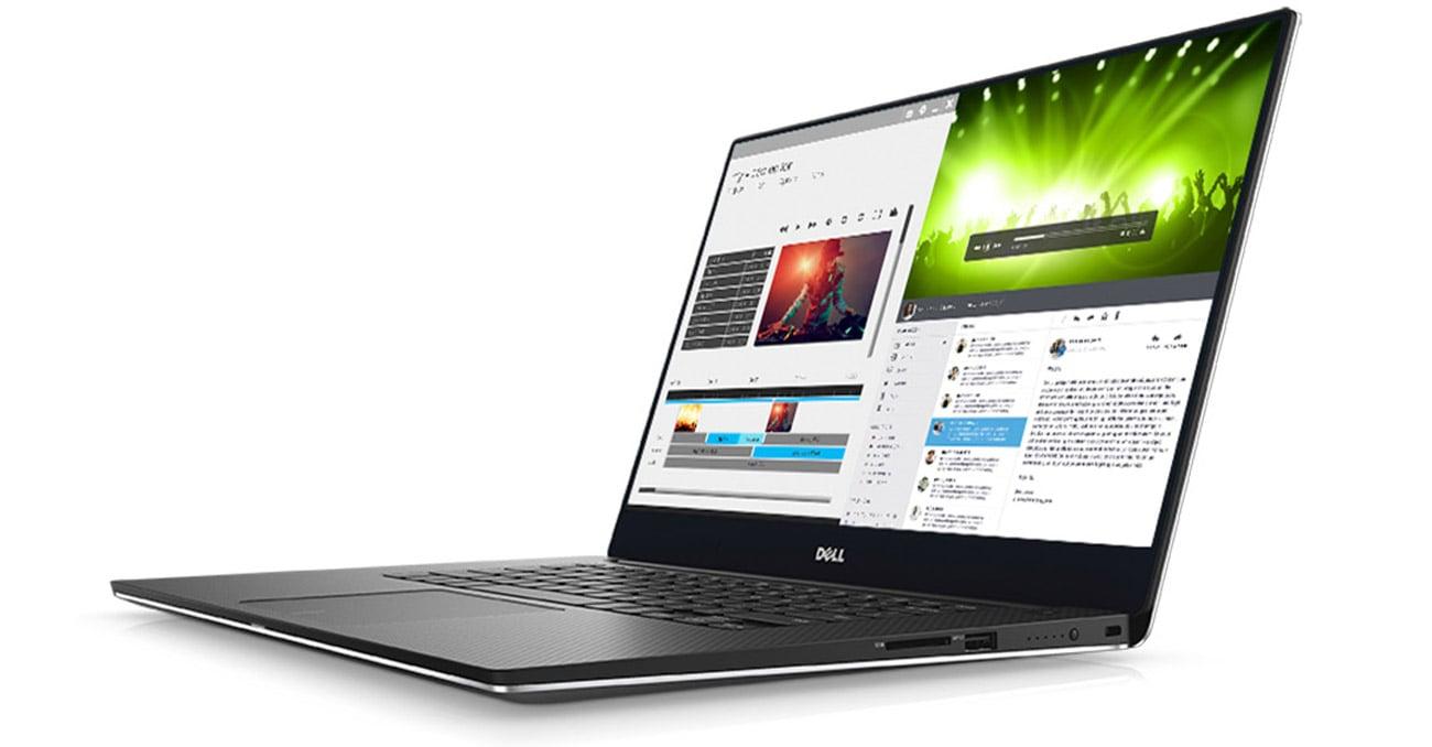 Kąt widzenia opcjonalny wyświetlacz dotykowy Dell XPS 15 (9560)