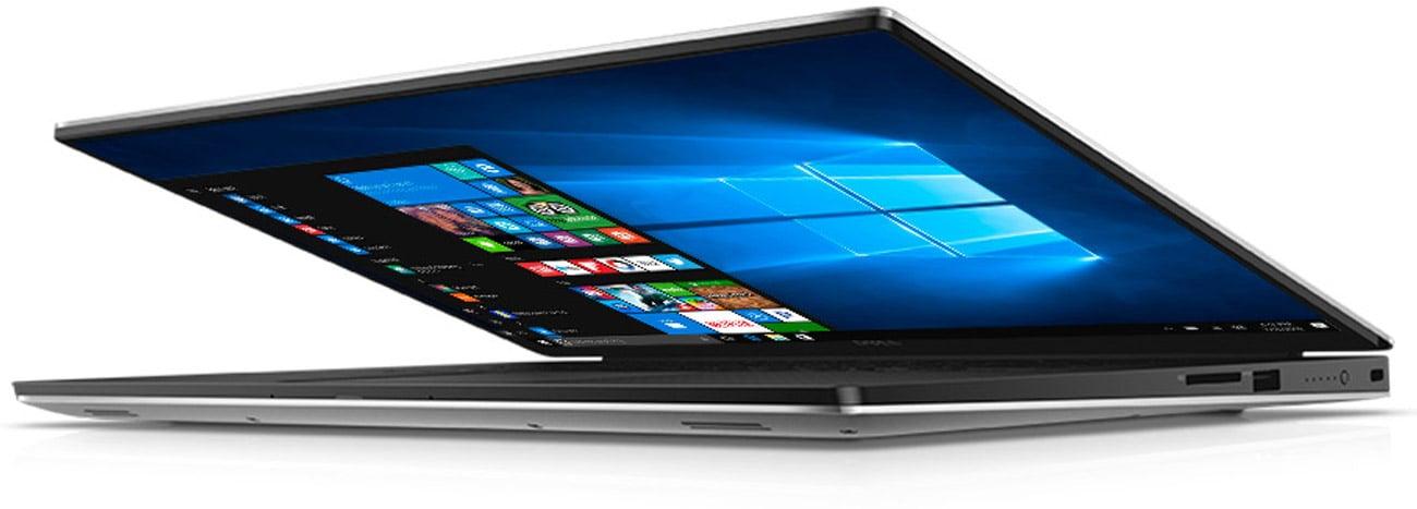Wydajność killer Wireless super szybkość Dell XPS 15 (9560)