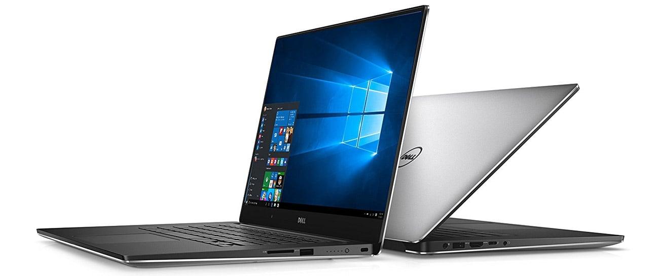 Aluminiowe wykonanie Dell XPS 15 (9560)