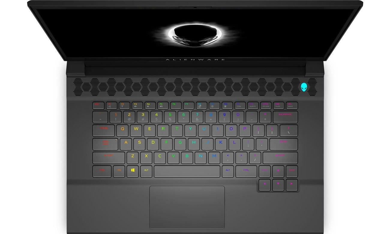 Игровая клавиатура ноутбука Dell Alienware m15 R4