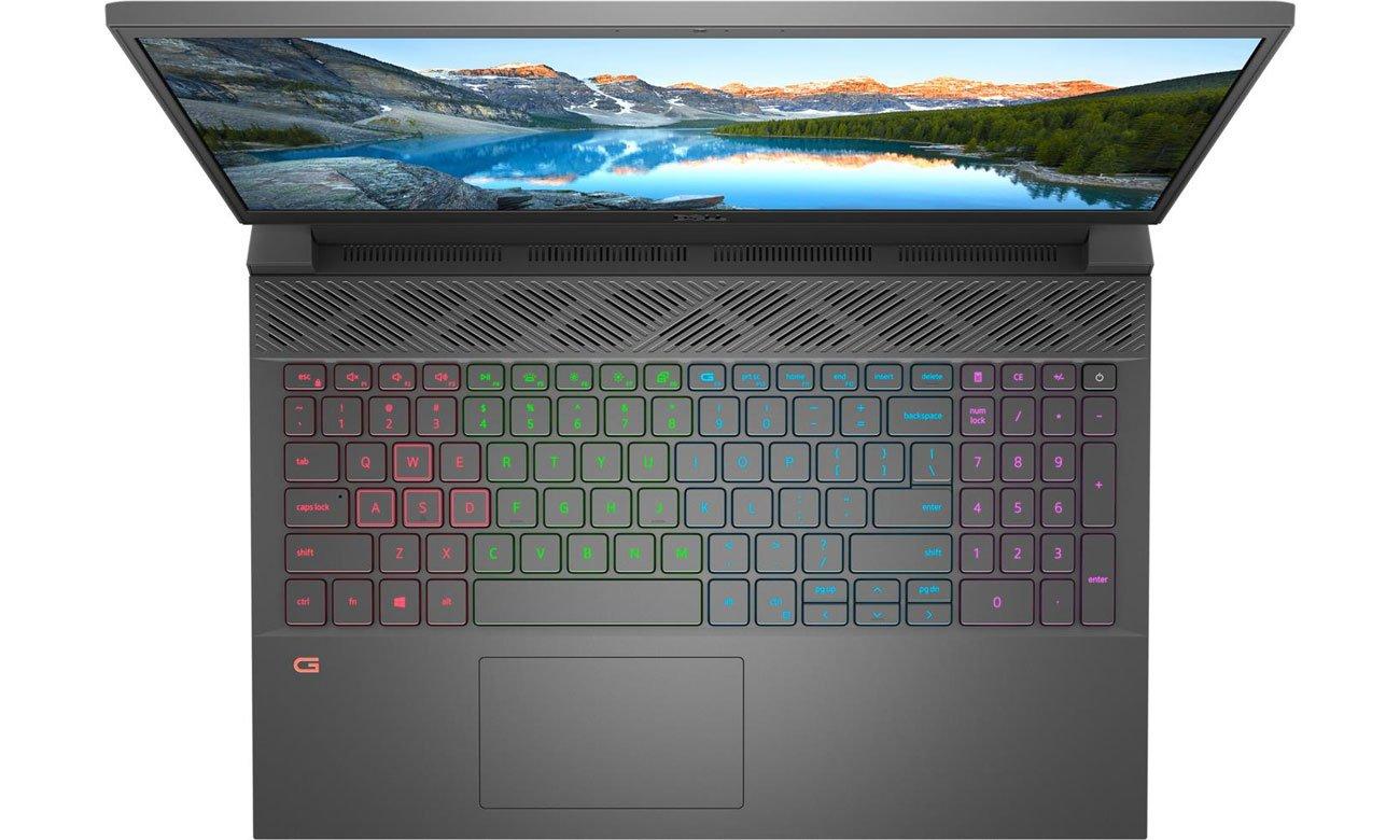 Dell Inspiron G15 5510 klawiatura