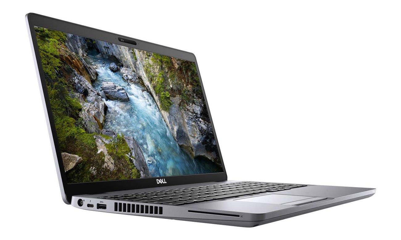 Laptop do projektowania graficznego Dell Precision 3550