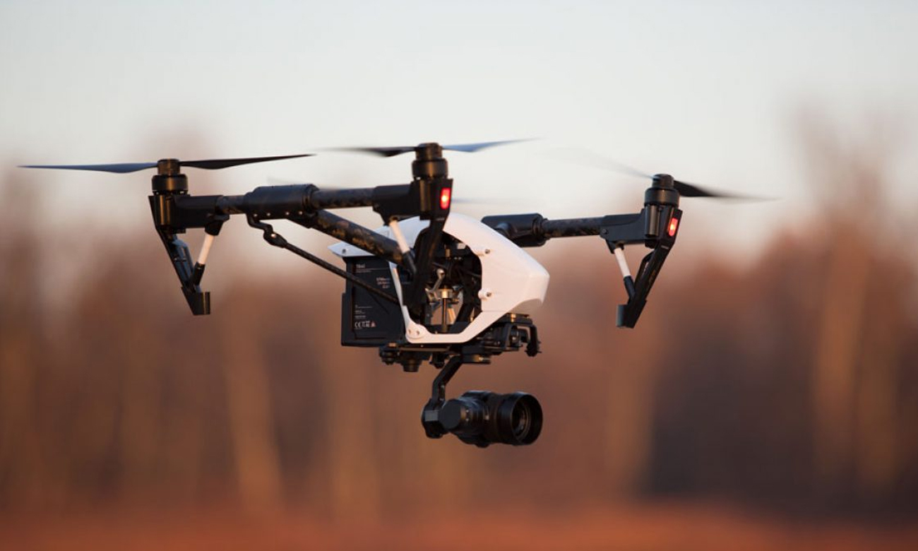 Dron DJI Inspire 1 PRO