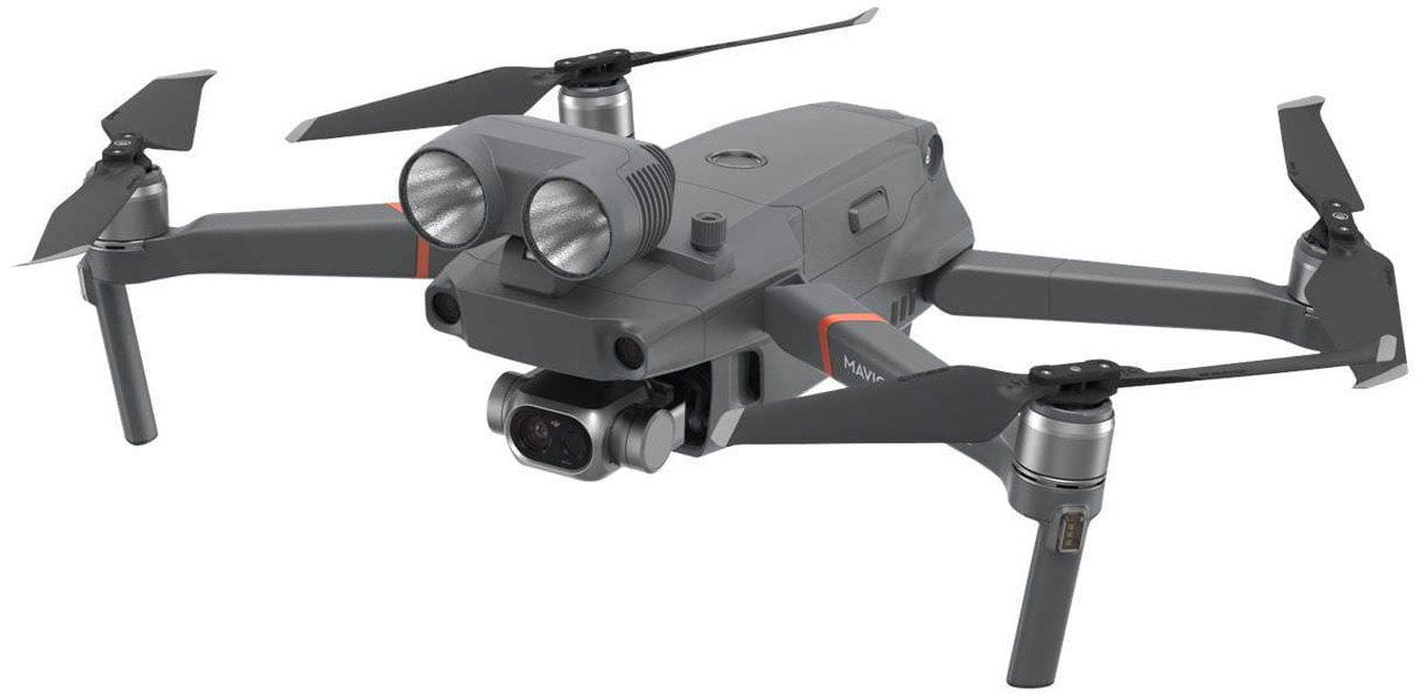 Dron DJI Mavic 2 Enterprise Dual + Smart Controller
