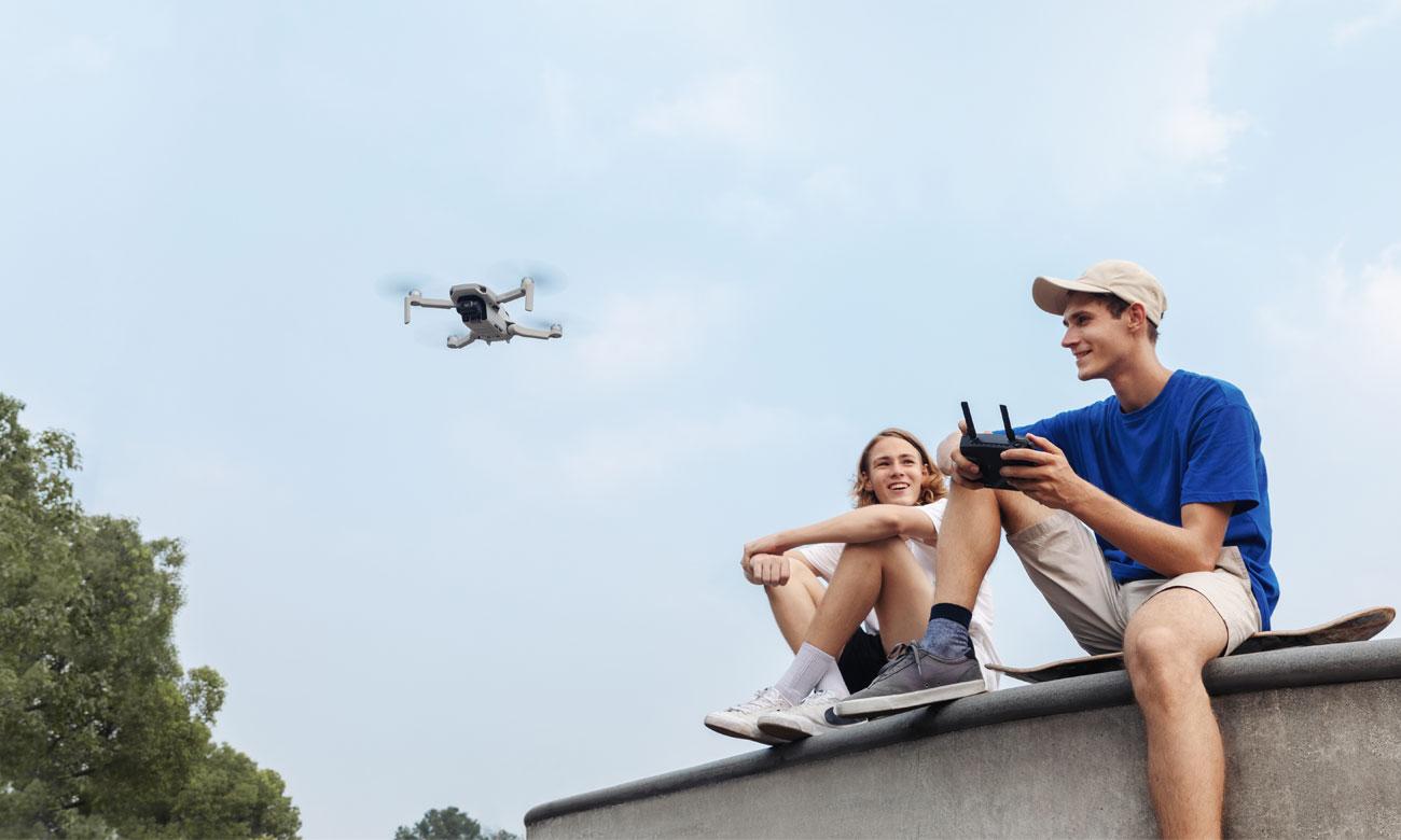 DJI Mavic Mini Fly More Combo - Sterowanie