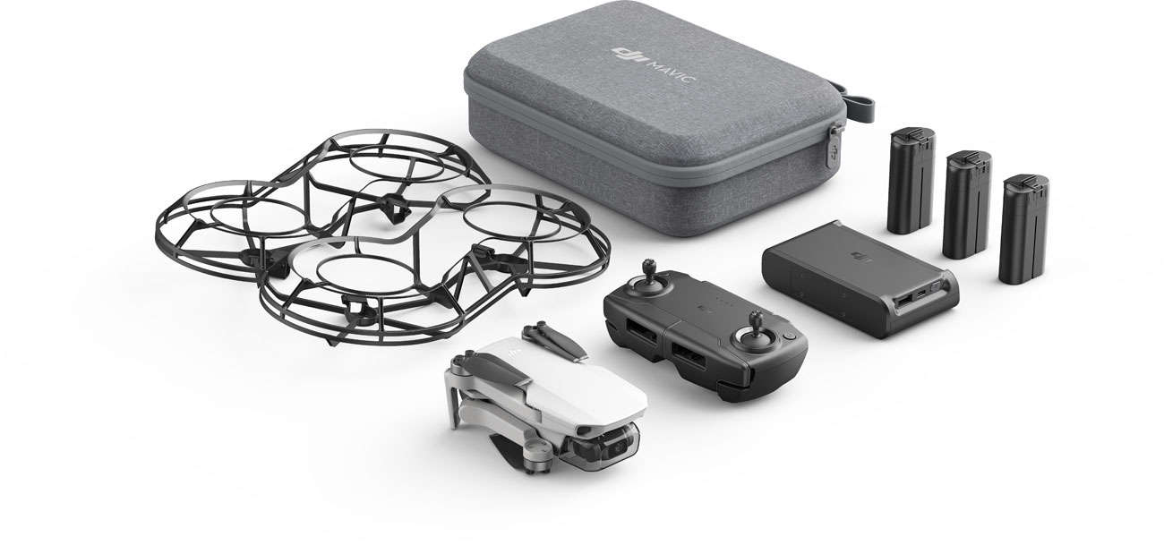 DJI Mavic Mini Fly More Combo - Zestaw