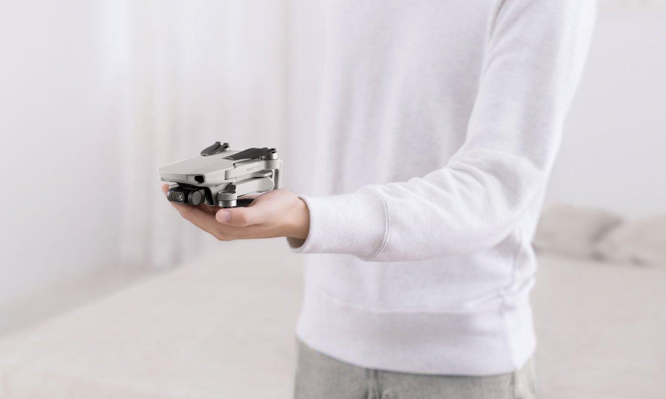 DJI Mavic Mini - Kompaktowy rozmiar