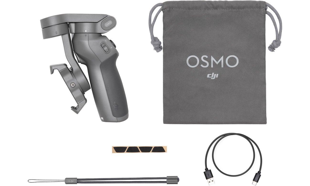 DJI Osmo Mobile 3 - Zestaw