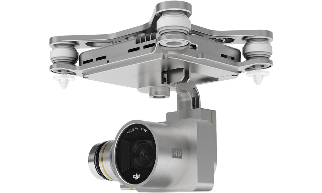 DJI Phantom 3 Advanced kamera