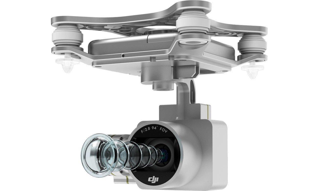 DJI Phantom 3 SE Kamera 4K 12 Mpx