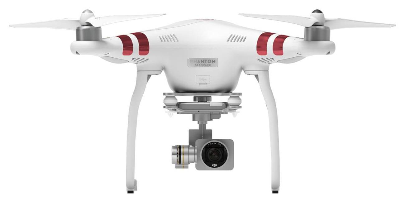 Dron DJI Phantom 3 Standard Przód