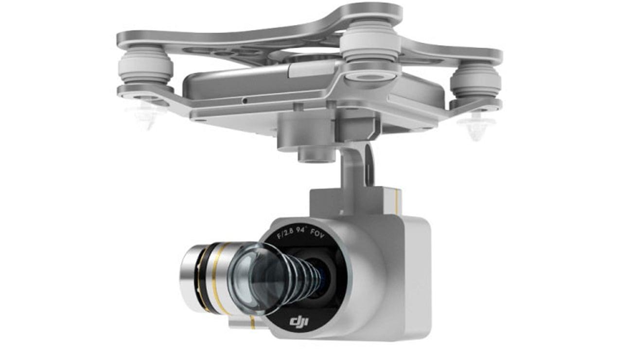 Dron DJI Phantom 3 Standard Kamera