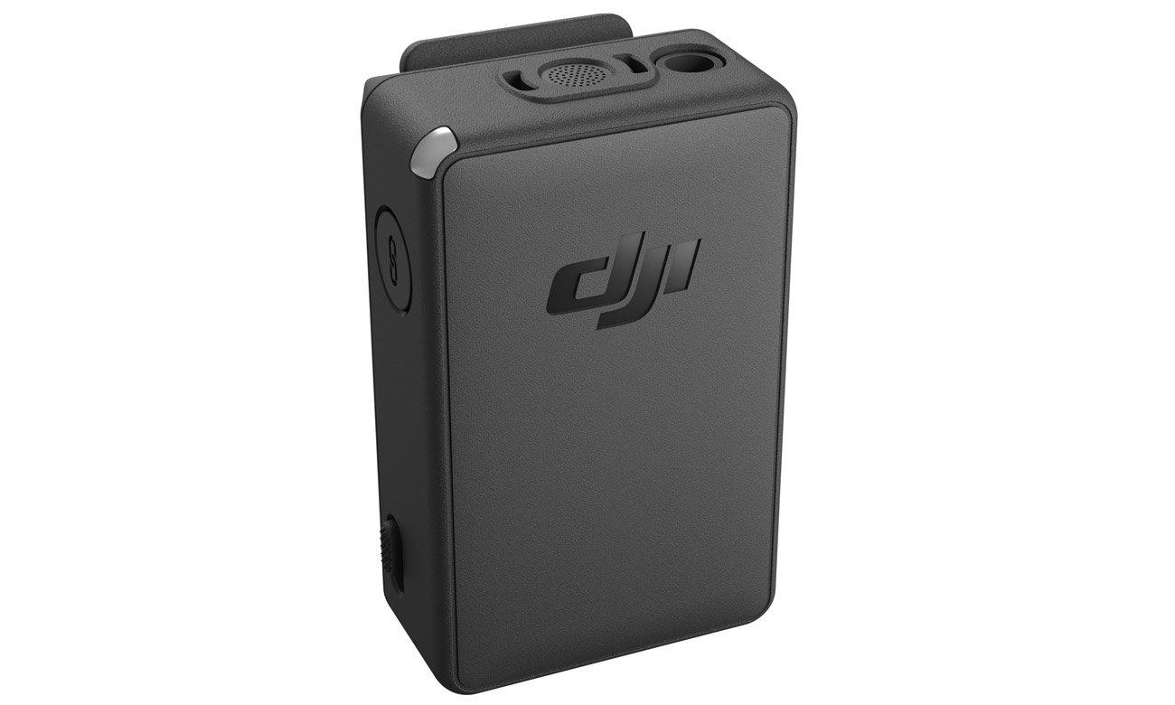 Mikrofon bezprzewodowy z osłoną do DJI Pocket 2
