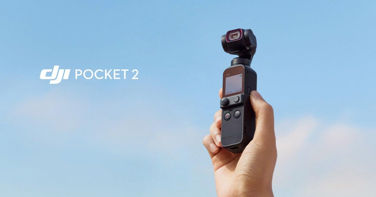 Kamera DJI Pocket 2 Combo